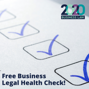 Free Business Legal Health Check